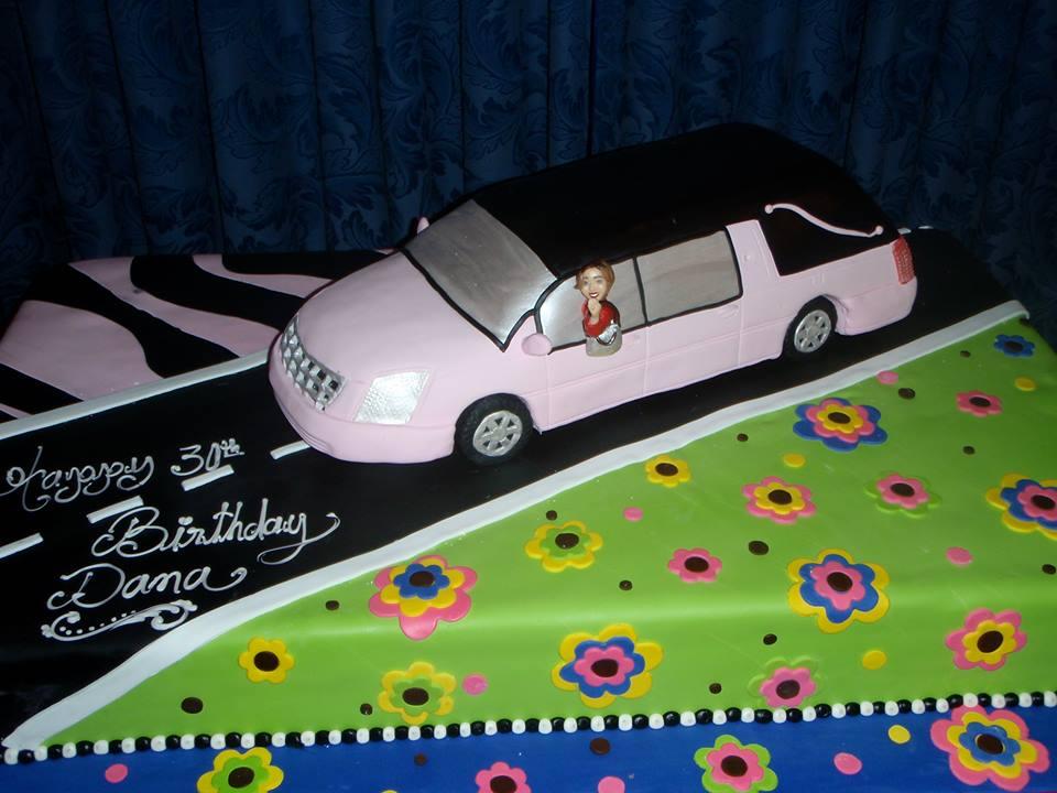Happy Birthday Boss Cake