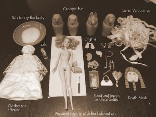 Confessions Of A Funeral Director 187 Barbie Doll