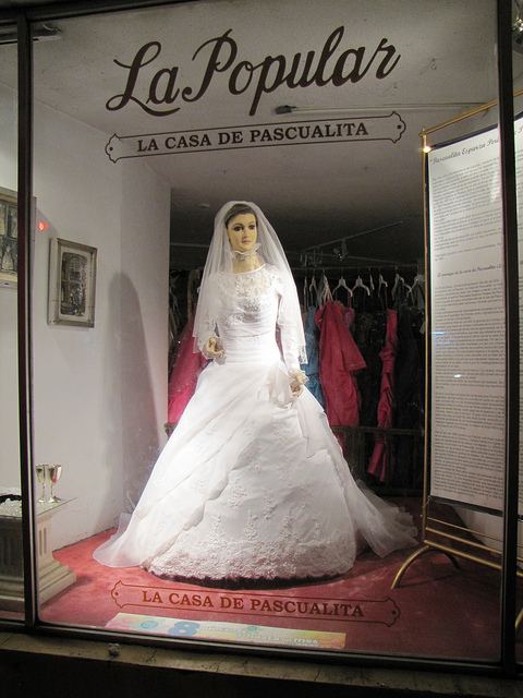 CONFESSIONS OF A FUNERAL DIRECTOR » The Corpse Bride of Mexico: Is ...