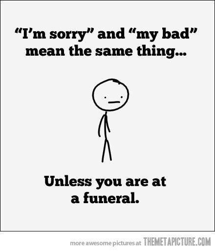 CONFESSIONS OF A FUNERAL DIRECTOR » 10 Funny Death Quips