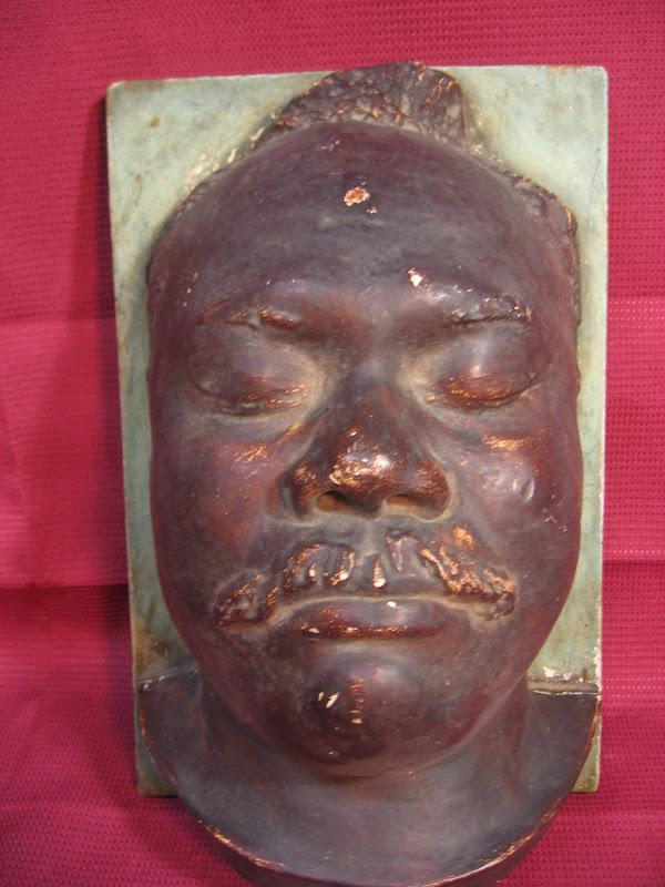 Death-Mask-of-Marcus-Garvey