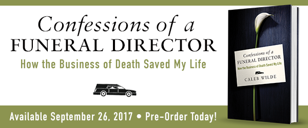 CONFESSIONS OF A FUNERAL DIRECTOR » Nine Things About Human