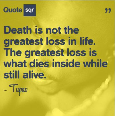 Loss Of Life Quotes Endearing Confessions Of A Funeral Director » 10 Death Quotes